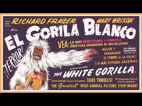The White Gorilla (1945) Trailer - B&W / 3:40 mins