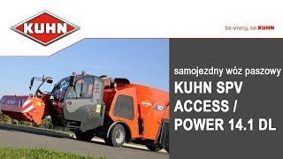 Samojezdny wóz paszowy KUHN SPV ACCESS POWER 14 1 DL