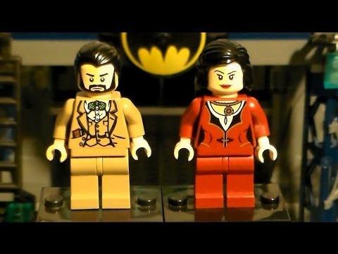 LEGO Batman: Custom Thomas and Martha Wayne