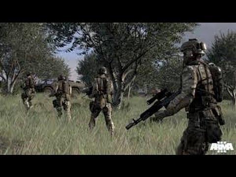 Arma 3 - Marine's Marsoc Gameplay