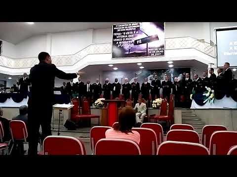 A Ele a Gloria (Autor/ versão: Nani Azevedo). Vocal: Luiz Felix