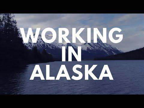 WORKING IN ALASKA | My Seasonal Work Story #2