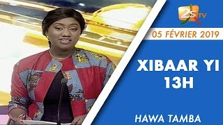 XIBAAR YI 13H DU 05 FÉVRIER 2019 AVEC HAWA TAMBA