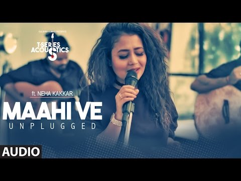 Maahi Ve Unplugged AudioSong| T-Series Acoustics | Neha Kakkar⁠⁠⁠⁠ | T-Series