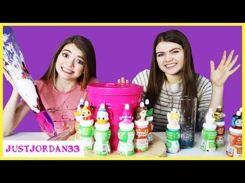Don't Choose The Wrong Slime Ingredients Challenge / JustJordan33