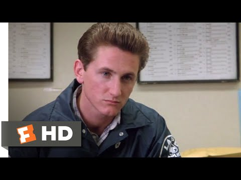 Colors (1988) - Five Names Scene (5/10) | Movieclips