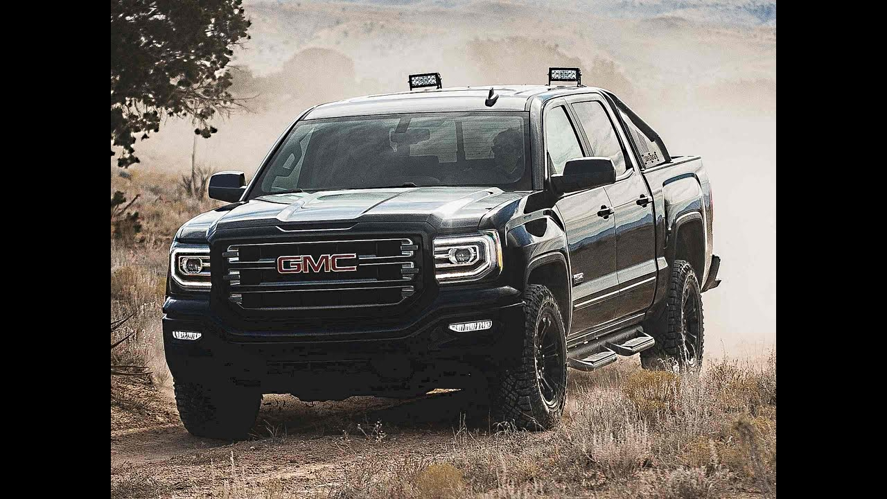2016 gmc sierra all terrain x special edition off road. Black Bedroom Furniture Sets. Home Design Ideas