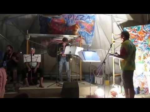 Habitat for Insanity Live Karaoke Burning Man 2014