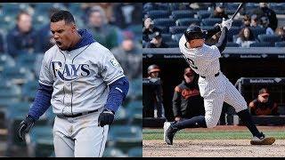 New York Yankees vs Tampa Bay Rays Highlights || June 22, 2018
