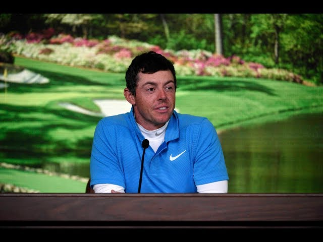 Rory McIlroy Saturday Press Conference Highlights