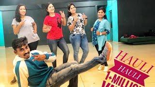 #HauliHauli #Dance Choreography | GarrySandhu #NehaKakkar. HAULI HAULI | Ajay Devgan, Rakul | Neha