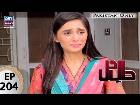 Haal-e-Dil - Ep 204 - ARY Zindagi Drama