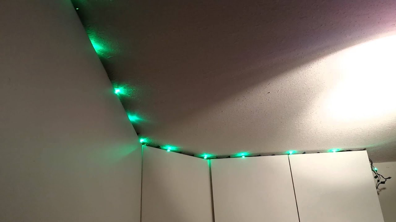 christmas led lights from walmart for 16 with memory flashing pattern functions