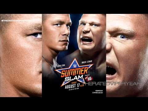 WWE: Summerslam 2014 Official Theme Song - ''Going Down For Real'' + Download Link