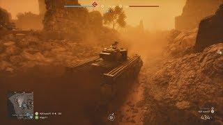 Battlefield V: Squad Conquest Gameplay (No Commentary) I Battlefield 5