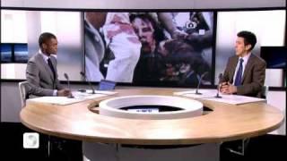 """""""La photo de Kadhafi mort aurait été prise vers 12h30"""""""