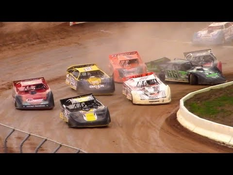 ULMS Super Late Model Heat Four | Port Royal Speedway | 4-28-18