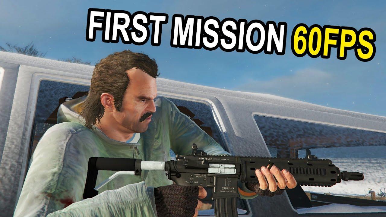 gta v first mission apk