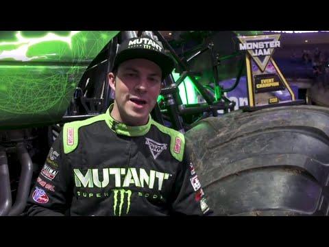 Monster Jam Tulsa, OK 2018 Highlights