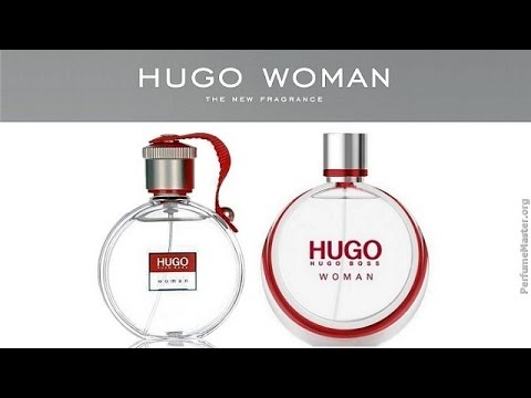 hugo boss hugo woman edp perfume youtube. Black Bedroom Furniture Sets. Home Design Ideas