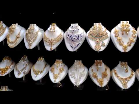 jewellery wholesale market in india /best market for gold and artificial jewellery