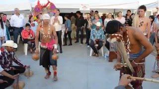 Danza del Venado y Paskola Tribu Yaqui ITESCA Vícam