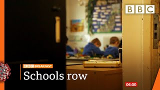 Covid-19: Tory MPs demand 'clarity' on school reopenings 🔴 @BBC News live - BBC