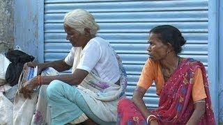 Hindistan'ın çaresiz dulları
