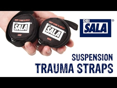 DBI Sala Trauma Straps - GME Supply