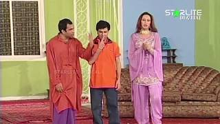 Best Of Tariq Teddy, Deedar and Nasir Chinyoti New Pakistani Stage Drama Full Comedy Funny Clip