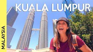 KUALA LUMPUR, MALAYSIA: the Petronas twin towers   Suria KLC...
