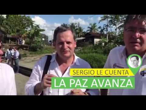 Gobierno anuncia inversiones para proyectos en zona veredal de Vigía del Fuerte