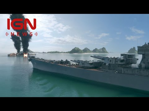 World of Warships: Legends Coming to PS4, Xbox One - IGN News