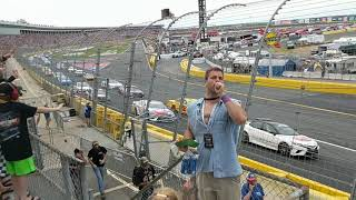 First 3 laps of the 2018 Coca-Cola 600 at Charlotte Motor Speedway