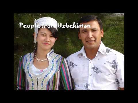 People from Uzbekistan