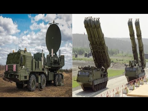 Documentaries about S-300 VM (Antey-2500) and Krashukha-4, which Syria will get.