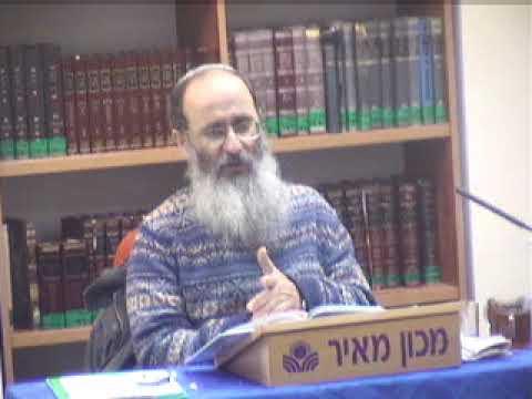 עבד עברי ועבד כנעני | לימוד בספר ויקרא | הרב אורי שרקי