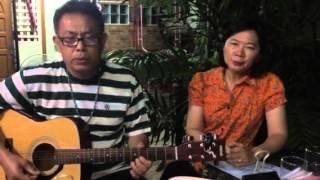 ซ้อมเพลง เพื่อนที่ยังเหลืออยู่-Phayao Bluegrass