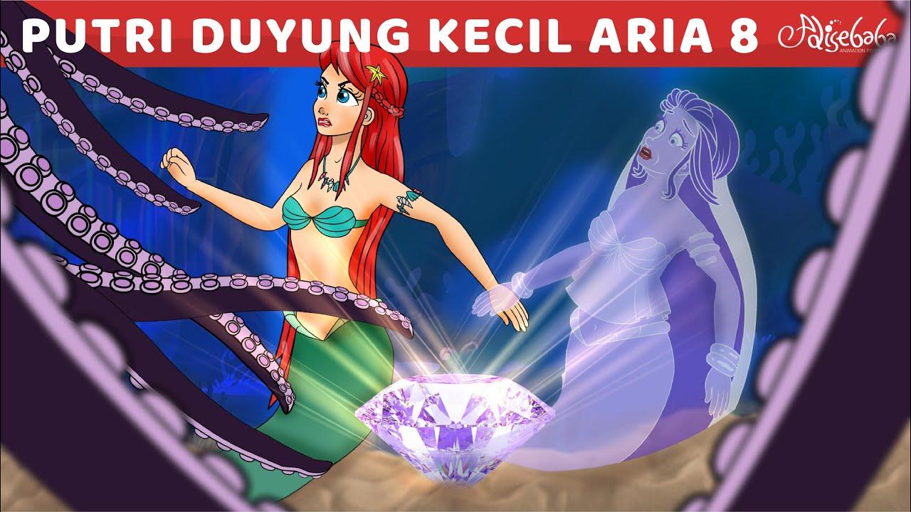 Putri Duyung Kecil Bagian 8 | Penyihir Laut Vega | Kartun Anak | Cerita Bahasa Indonesia | Dongeng