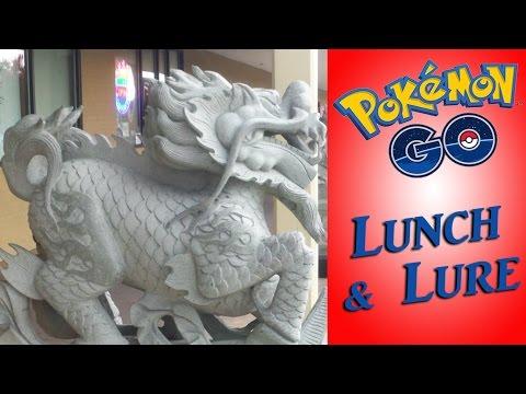 Pokrmon Go: Lunch & Lure at Hong Kong King Buffet