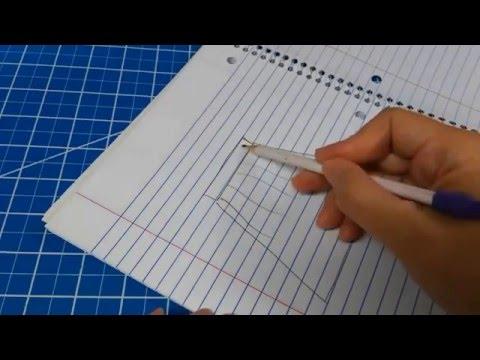 جدول المقاسات منقول للافادة تعليم الخياطة والتفصيل من الصفر