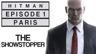Hitman - Let's Play (All Challenges) - Episode 1: Paris -