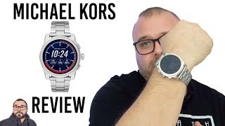Michael Kors Andriod Smartwatch Review