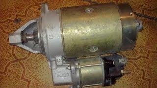 Ремонт обмоток стартера ваз 2101-2107.Repair of starter windings vases 2101-2107.