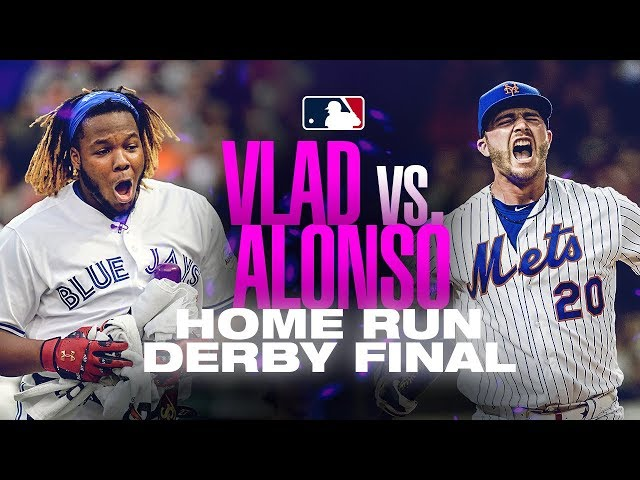 The Final round of the 2019 Home Run Derby