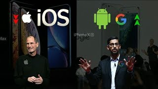 ANDRO D Vs  OS Case Study   Os Vs Android  Apple Ios Vs Google Android  2019