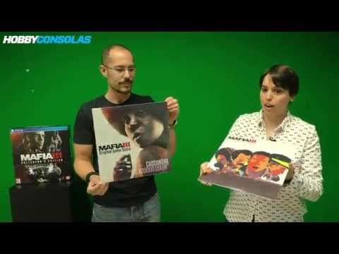 Unboxing Mafia III Edición Coleccionista