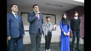 Anadolu Lisesinde '' O Ses Anadolu Yarışması ''Yapıldı