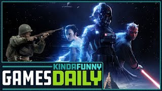 Invasion of the Loot Crates - Kinda Funny Games Daily 10.10.17