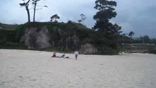 Playa de LA FRANCA (Ribadedeva) Asturias